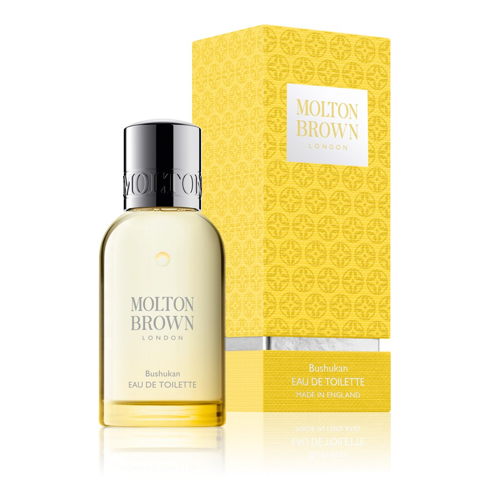 Molton Brown Bushukan Eau de Toilette 50ml