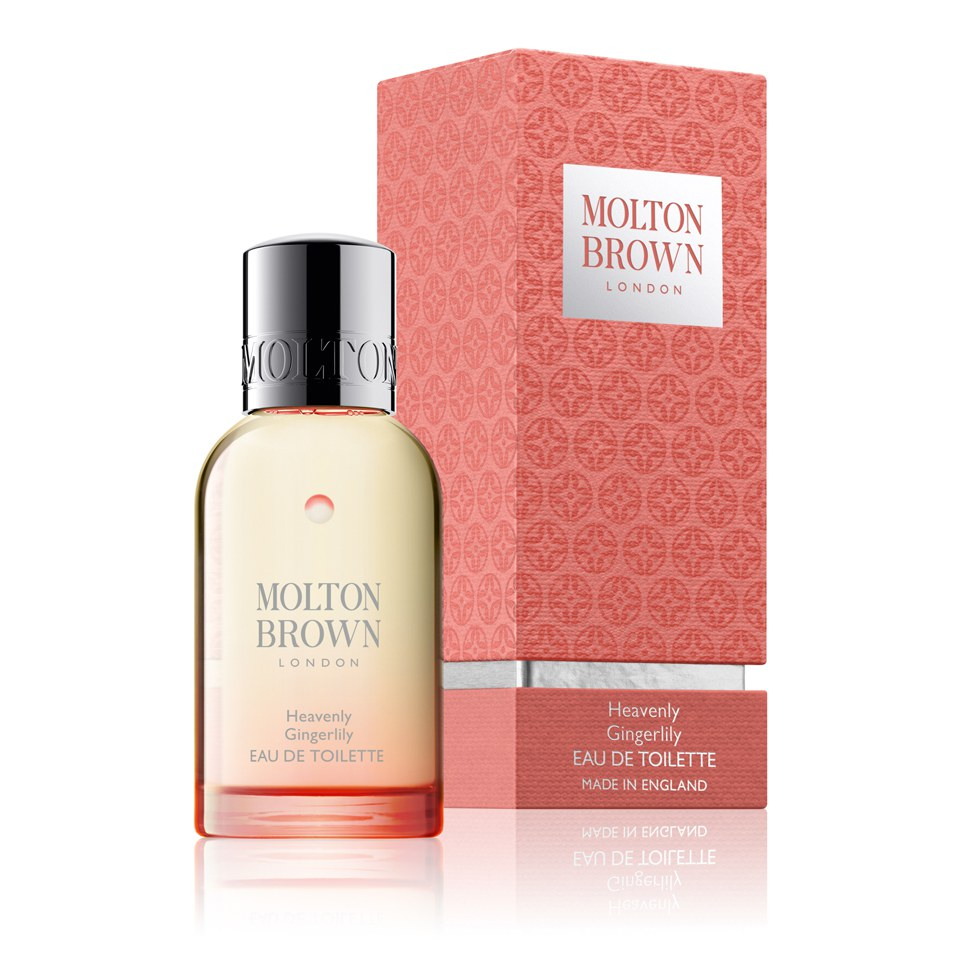 Molton Brown Heavenly Gingerlily Eau de Toilette 50ml