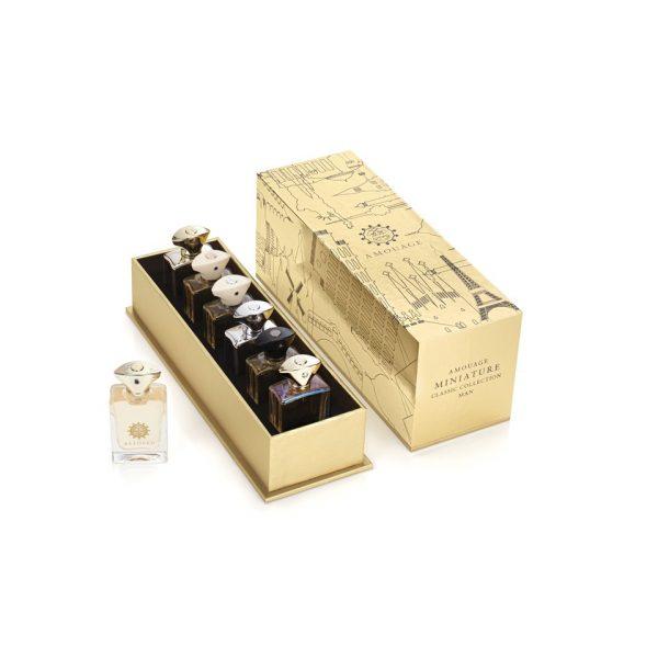 Amouage Classic Man Miniatures (45ml)