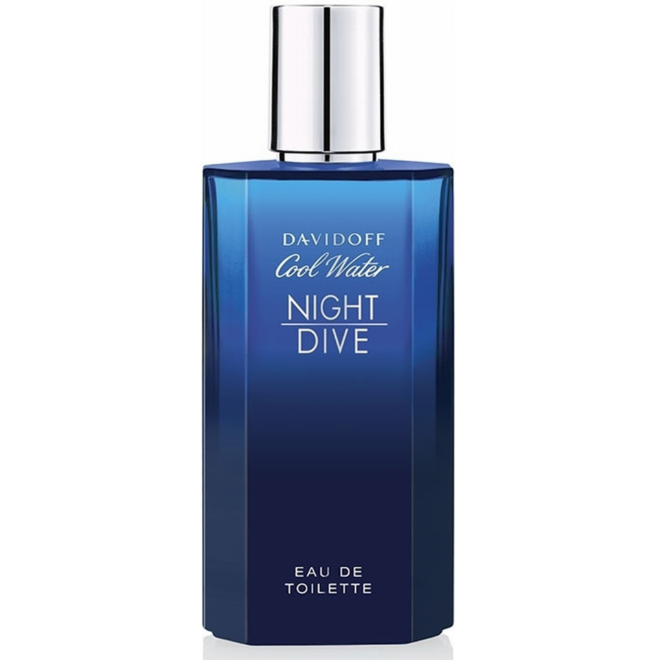 Davidoff Cool Water for Men Night Dive Eau de Toilette (75ml)
