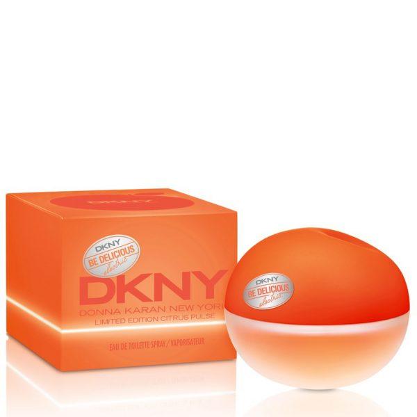 DKNY Be Delicious Electric Candy Citrus Pulse Eau De Toilette (50ml)