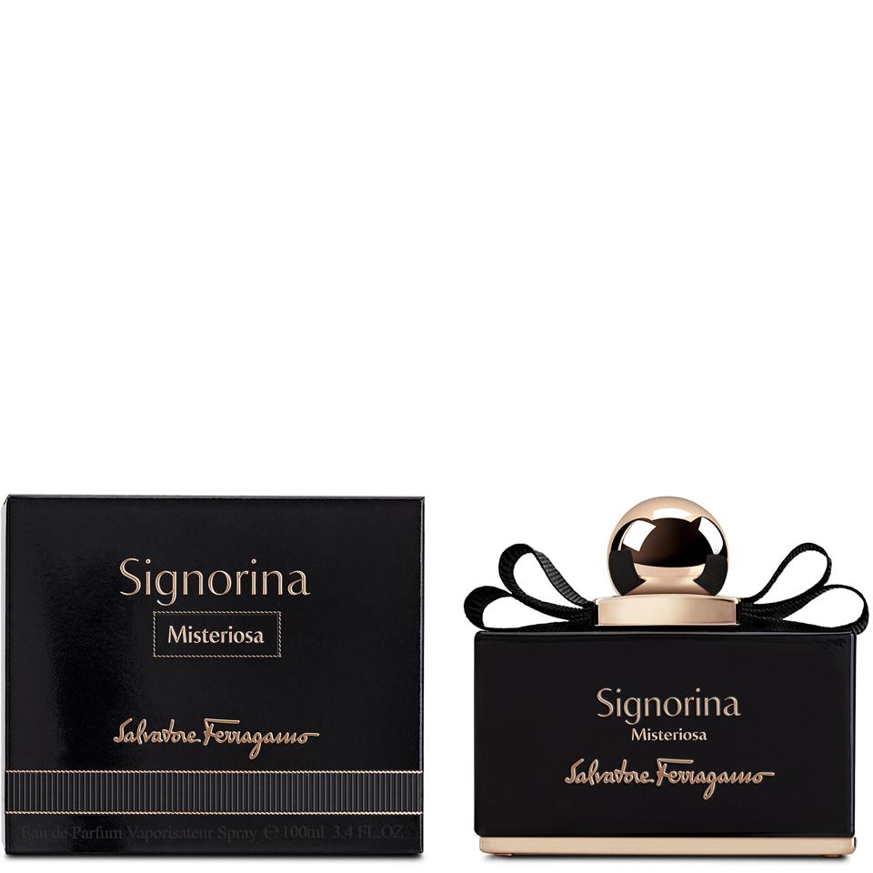 Eau de Parfum Salvatore Ferragamo Signorina Misteriosa (100ml)