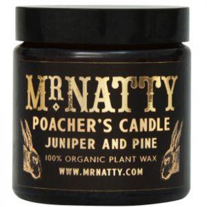 Mr Natty Poacher's Candle 100g