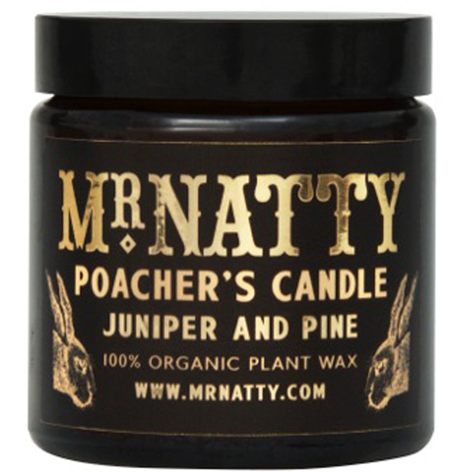 Mr Natty Poacher's Candle 100g