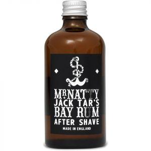 Mr Natty Jack Tar Bay Rum Aftershave 100ml