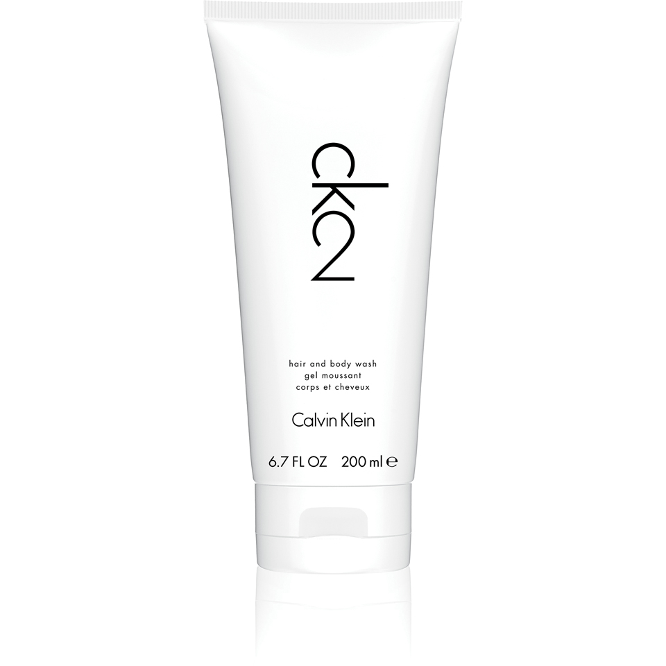 Calvin Klein CK2 Shower Gel (200ml)