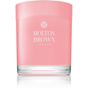 Vela de una Mecha Molton Brown Rhubarb and Rose