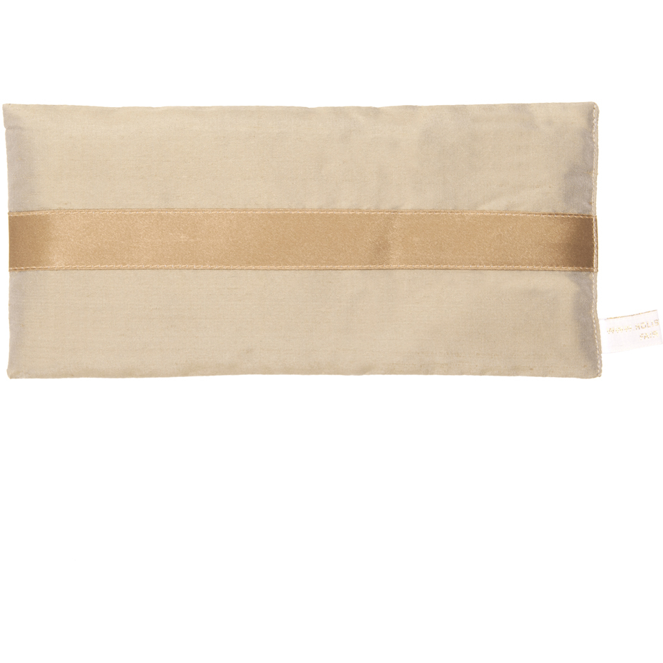 Holistic Silk Lavender Eye Pillow - Bronze