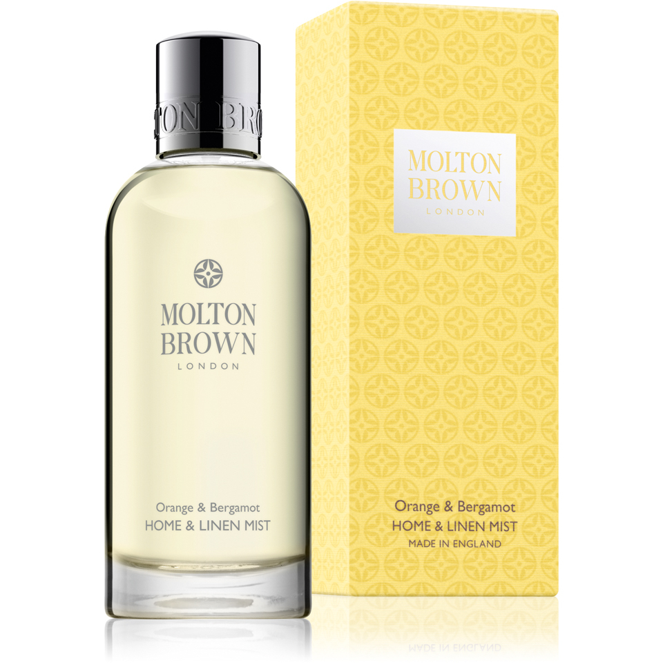 Bruma para Hogar Molton Brown Home & Linen - Orange & Bergamot