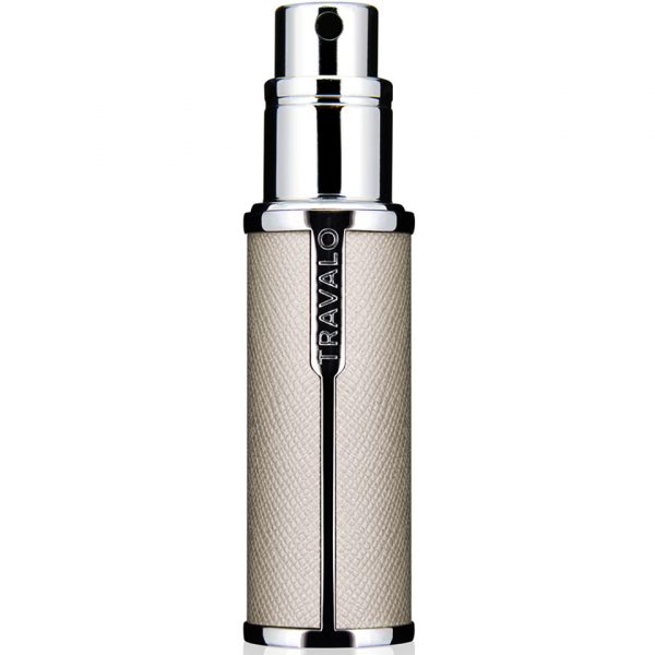 Travalo Milano HD Elegance Atomiser Spray Bottle - White (5ml)