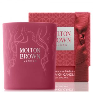 Molton Brown Festive Frankincense & Allspice Single Wick Candle