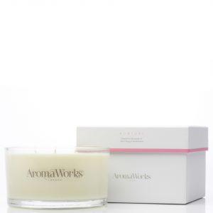 AromaWorks Nurture 3 Wick Candle