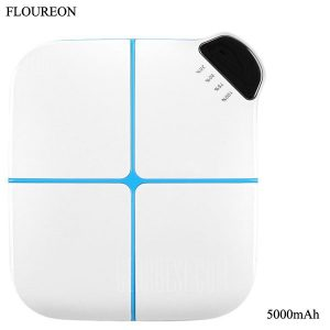 EDIANMAO multifuncional M8 altavoz WiFi y 3G Wireless Router USB & 5000mAh cargador movil Banco de potencia