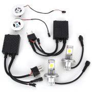 H4 15 - LED 15W 1450LM 6500K Luz trasera del coche de luz blanca intermitente de la luz de marcha atras (10 ~ 30V)