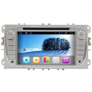 7 pulgadas de pantalla TFT de 2 Din coche reproductor de DVD con GPS Bluetooth TV Funciones del ipod para Ford Focus 2012 - 2014
