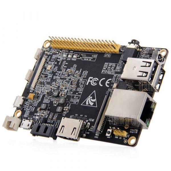 A20 Dual Core WiFi USB 2.0 1GB de RAM para el platano de la Junta de Desarrollo Pro