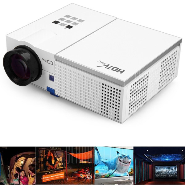 Faylan S800HD 1280 x 800 de resolucion Multimedia proyector LED Beamer