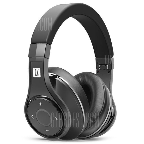 Bluedio UFO 8 pistas 3D Sound Effect auricular inalambrico Bluetooth Auriculares Bluetooth V4.1 para Smartphone Tablet PC