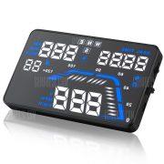 Q7 HUD 5.5 pulgadas de GPS