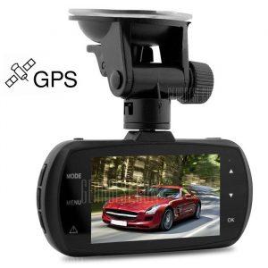 Dome D201 GPS coche DVR Grabador