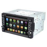 DR6533 Android 4.4.4 Reproductor de video estereo para coche Navegacion GPS