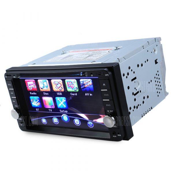 Auto estereo DVD Video Player para Toyota
