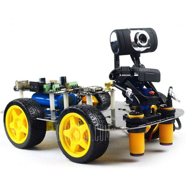 51 DS Kit Robot WiFi