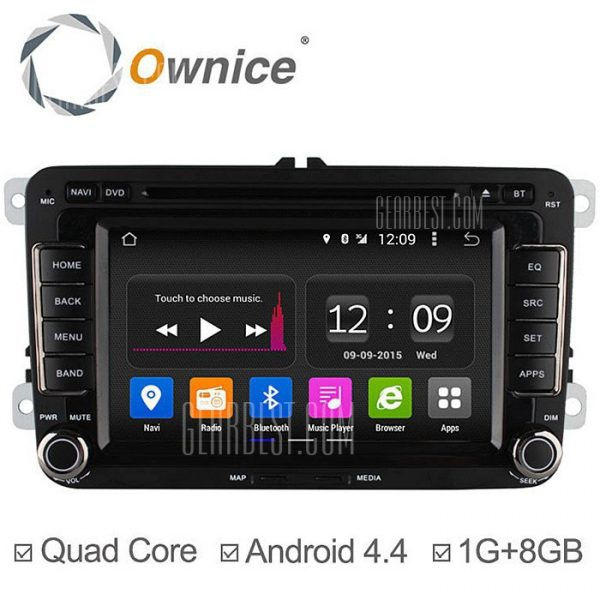 Ownice-7991C180-OL UN Android 4.4.2 7.0 coche DVD GPS Reproductor multimedia