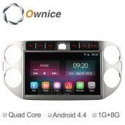 Ownice-OL-1909C200 un Android 4.4.2 10,2 pulgadas de coche GPS Reproductor multimedia