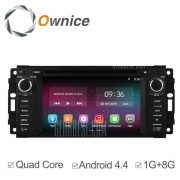 Ownice-OL-6253C200 un Android 4.4.2 6.2 pulgadas coche DVD GPS Reproductor multimedia