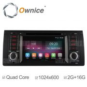 Ownice C200-OL-7957B Android 4.4.2 7.0 coche DVD GPS Reproductor multimedia