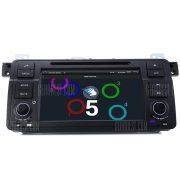 DJ7062 WCE coche reproductor de DVD de navegacion GPS