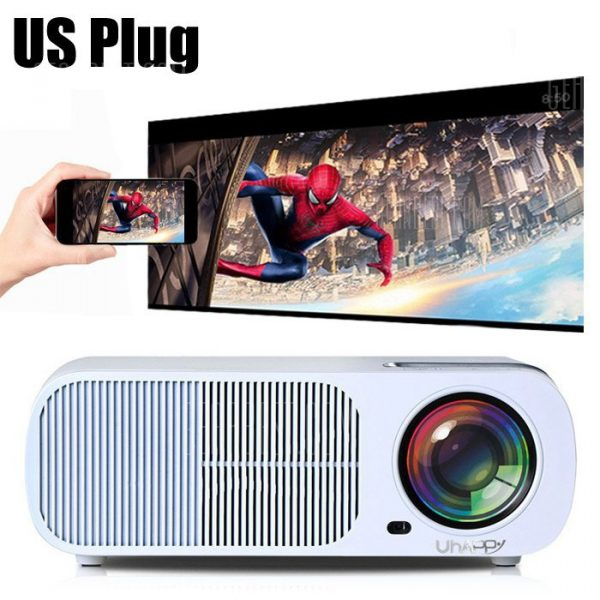 UhAPPy U20 Proyector LCD 3D Player