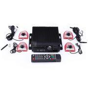 SW-0001una omni-direccional de 360 grados Car System Monitor
