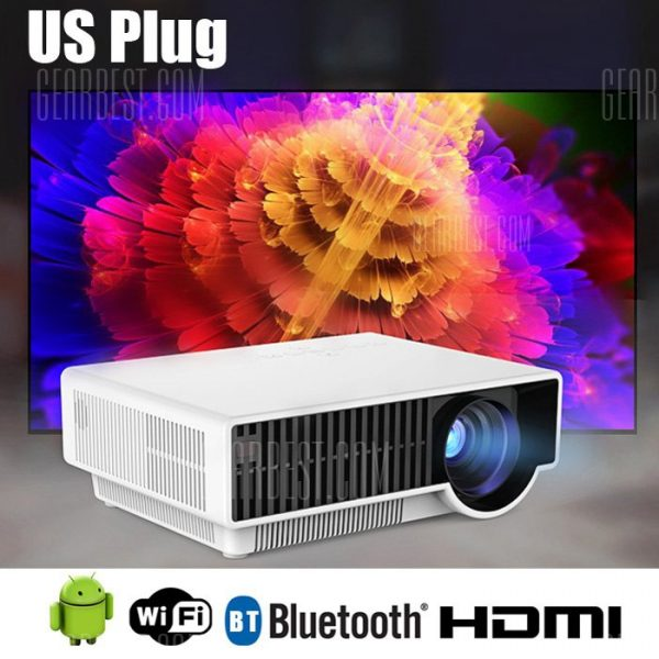 PRW330 proyector LCD Android 4.4.