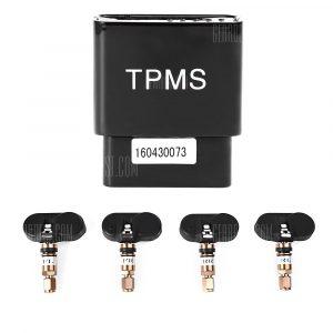 TN500 Sensor interno Bluetooth inalambrico de monitorizacion de presion de neumaticos TPMS
