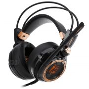 Somic G941 Reduccion activa del ruido USB Gaming Headset