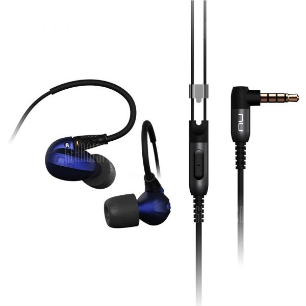 Nuforce HEM4 profesionales de monitoreo In-ear auriculares HiFi