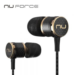 Nuforce NE800M In-ear auriculares HiFi Super Bass
