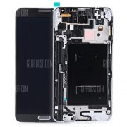 Digitalizador de pantalla LCD Bastidor para Samsung Galaxy Nota 3 N900