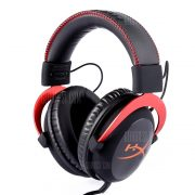 Kingston HYPERX KHX HSCP Cloud II - - RD, Auriculares para juegos