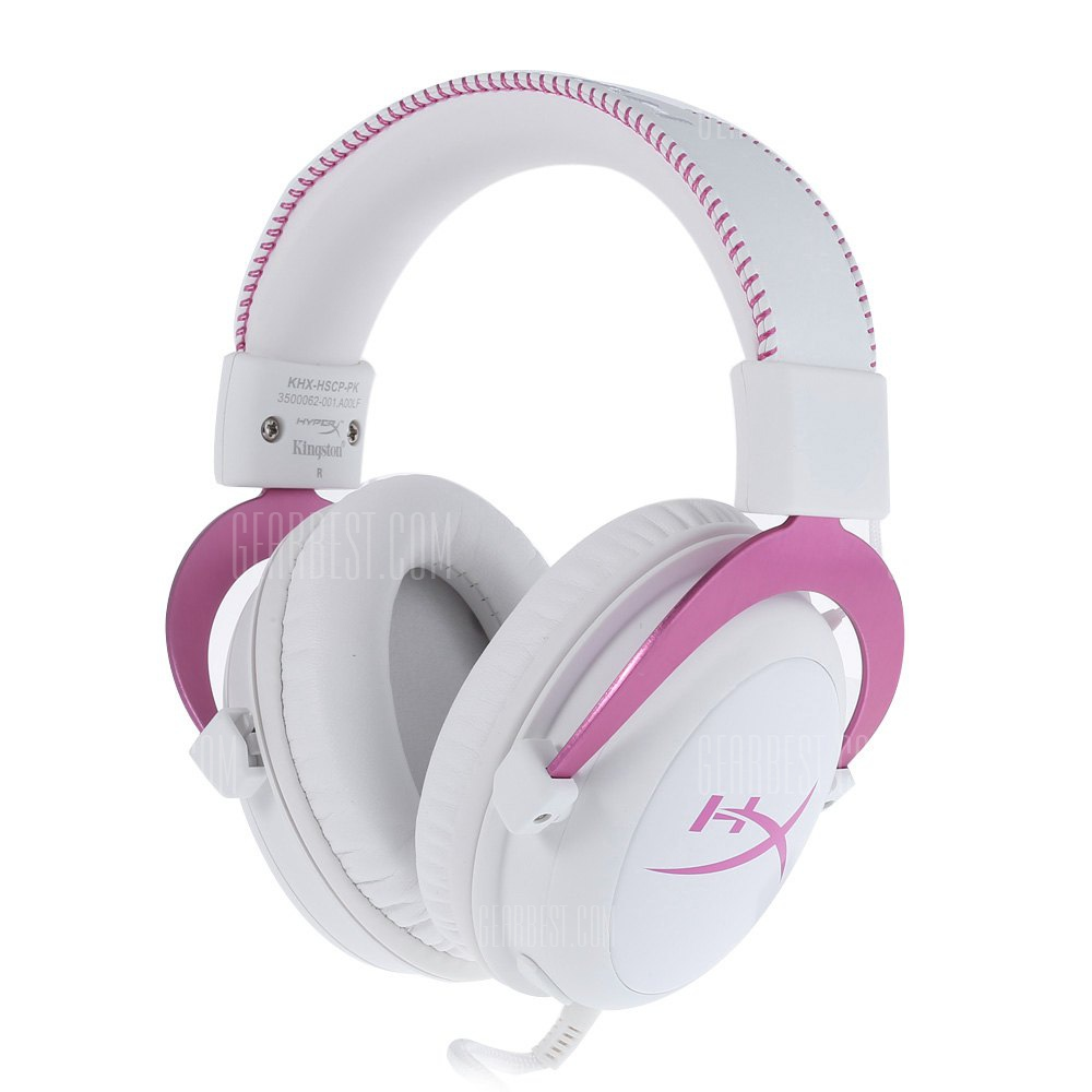 Kingston HYPERX KHX Cloud II - - PK HSCP Auriculares para juegos