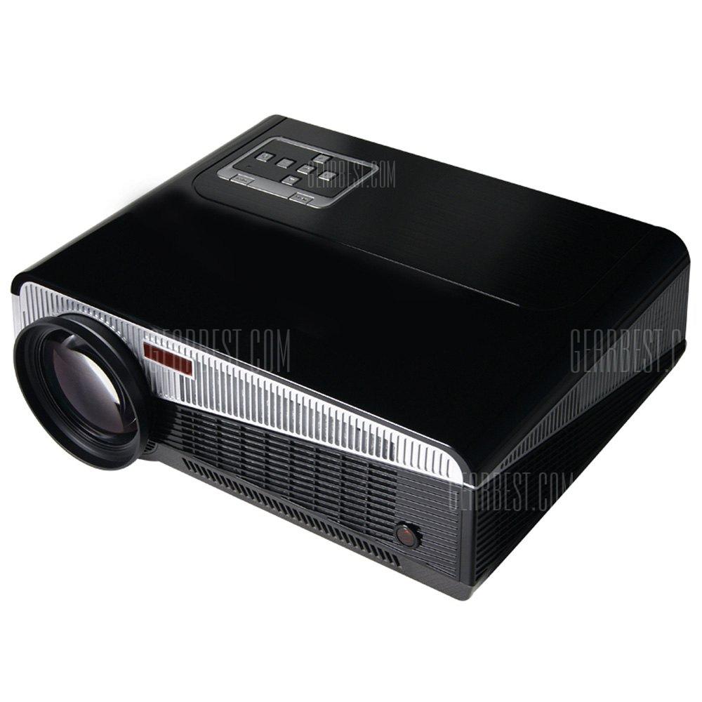 HTP LED - 86+ de 1280 x 800 pixeles 3600 lumens Home Theater proyector LED Soporte 2 x HDMI 2 x entrada USB