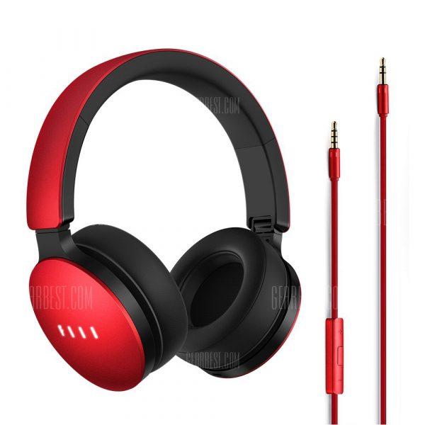 Musica FIIL Auriculares con microfono con cancelacion de ruido activa diseño plegable