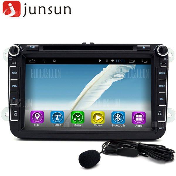 Junsun R168 - D Android 4.4 8 pulgadas coche reproductor de DVD multimedia
