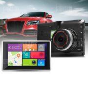 508 5 Pulgadas tableta Android 4.4 coche DVR GPS