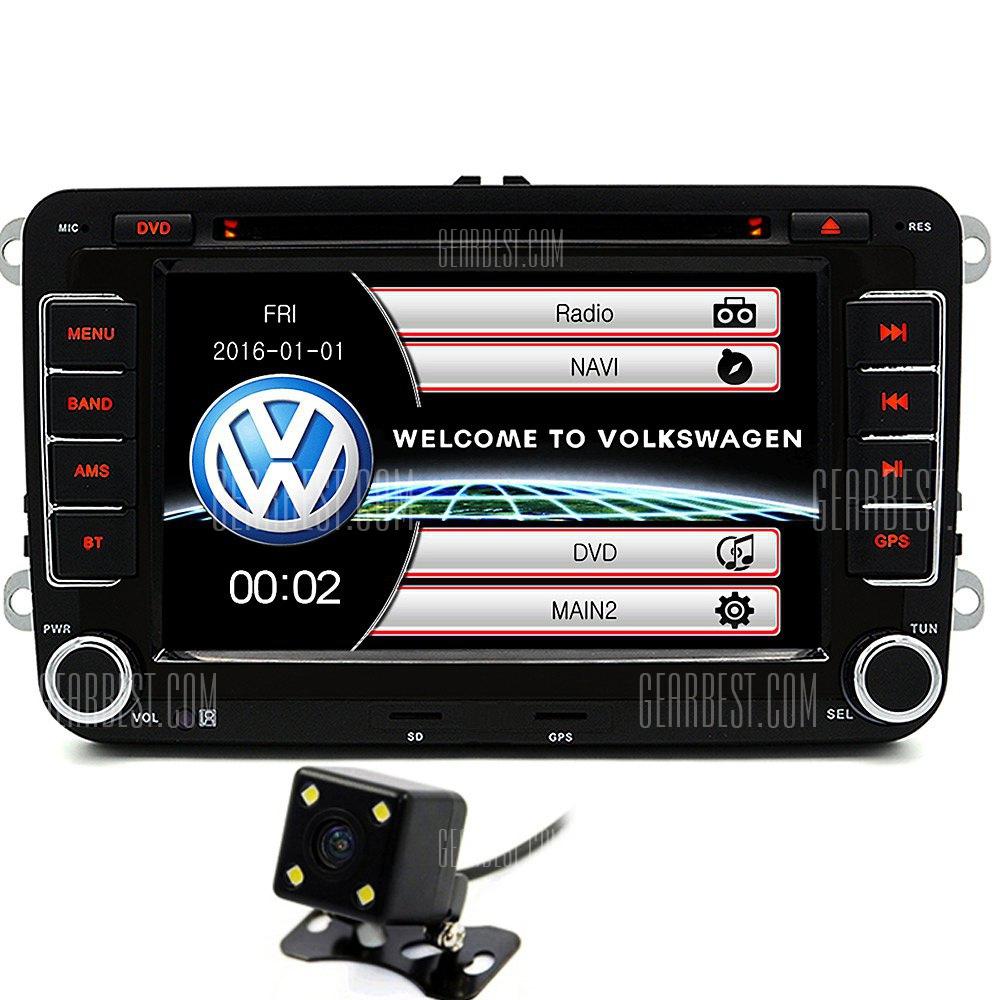 Junsun DVD - 7.0 - CE 7.0 pulgadas 2 Din in-coche dash DVD reproductor de MP3.