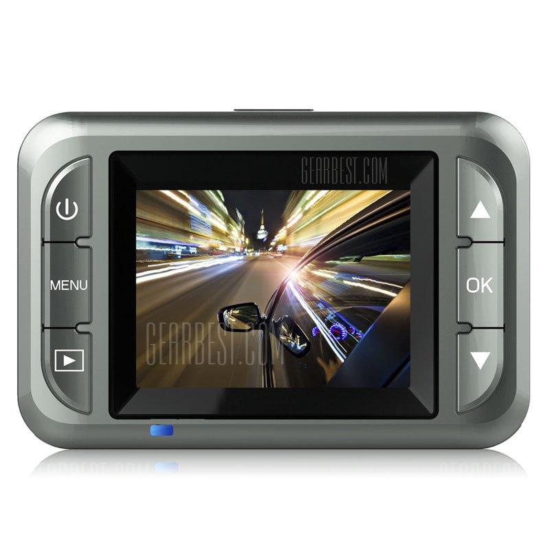 MG288 1080P DVR coche con G-sensor Super Capacitor