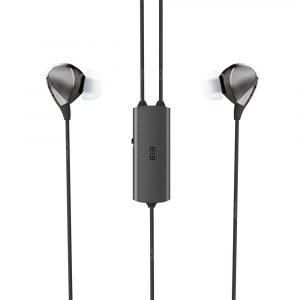 ELE Elephone HiFi susurro In-ear Auriculares con aislamiento de ruido