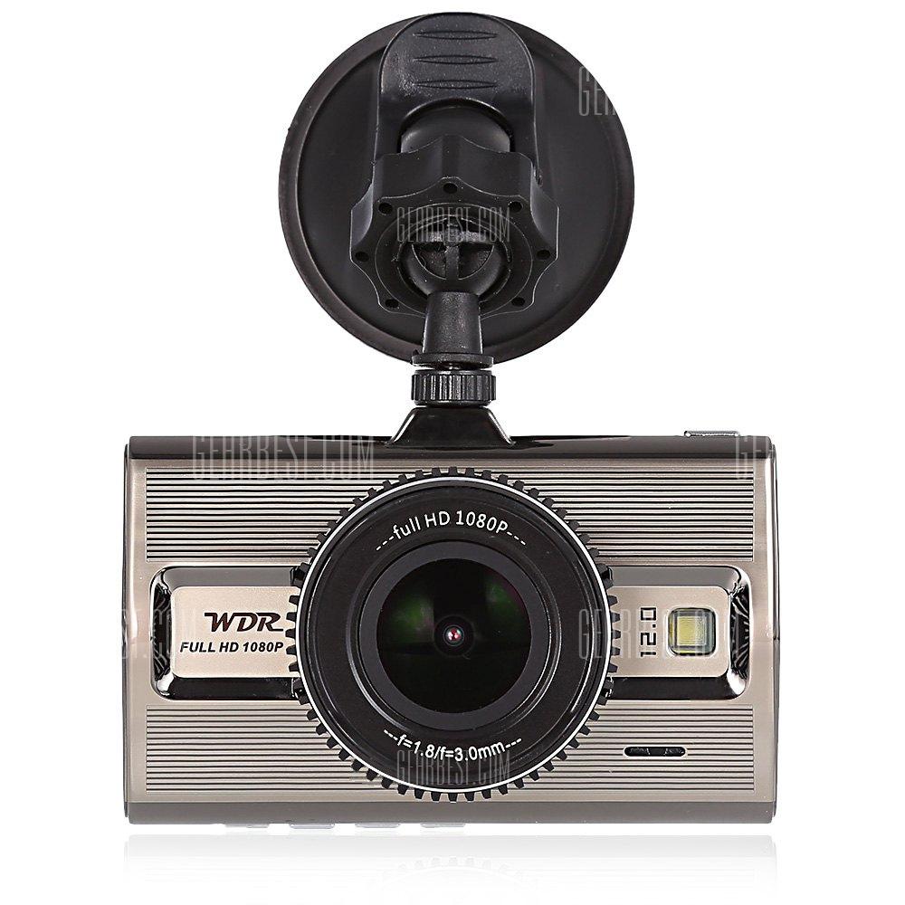 M9S DVR coche Dual camaras Full HD 1080P